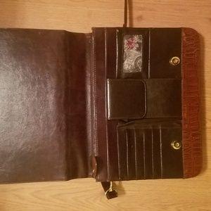 Handbags - Bellerose brief case